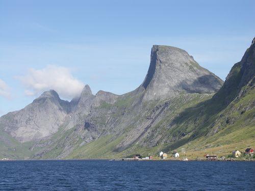 Archipel des Lofoten - Norvège
