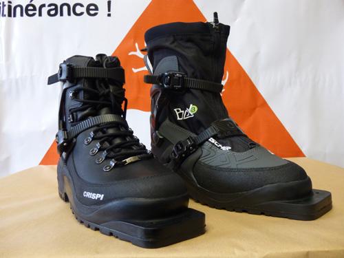 Comparatif de chaussures de randonnée nordique