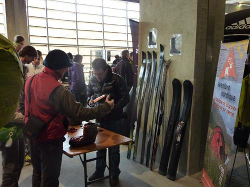 Salon du ski de rando 2011
