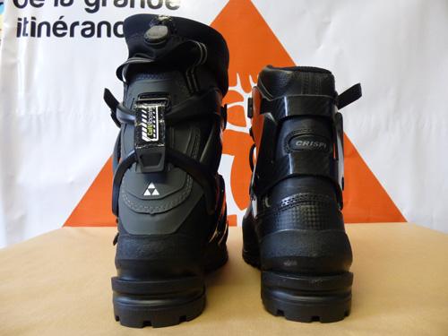 Chaussures tiges hautes, semi-rigides