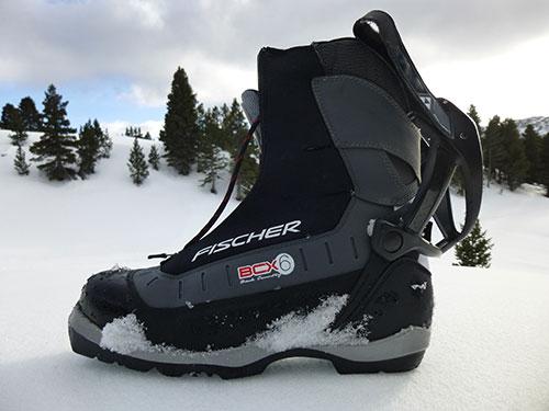 Chaussures de rando nordique BCX6 de Fischer
