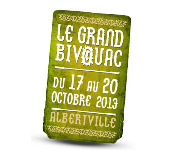 Grand Bivouac 2013