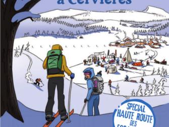 Week end ski de rando nordique 2014