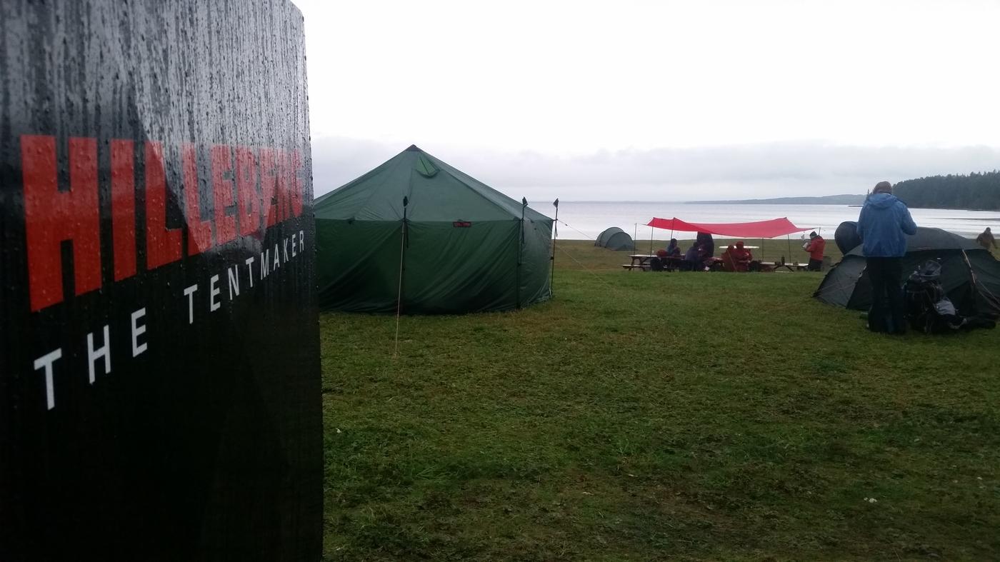 Hilleberg fabrique 100% des tentes en Europe