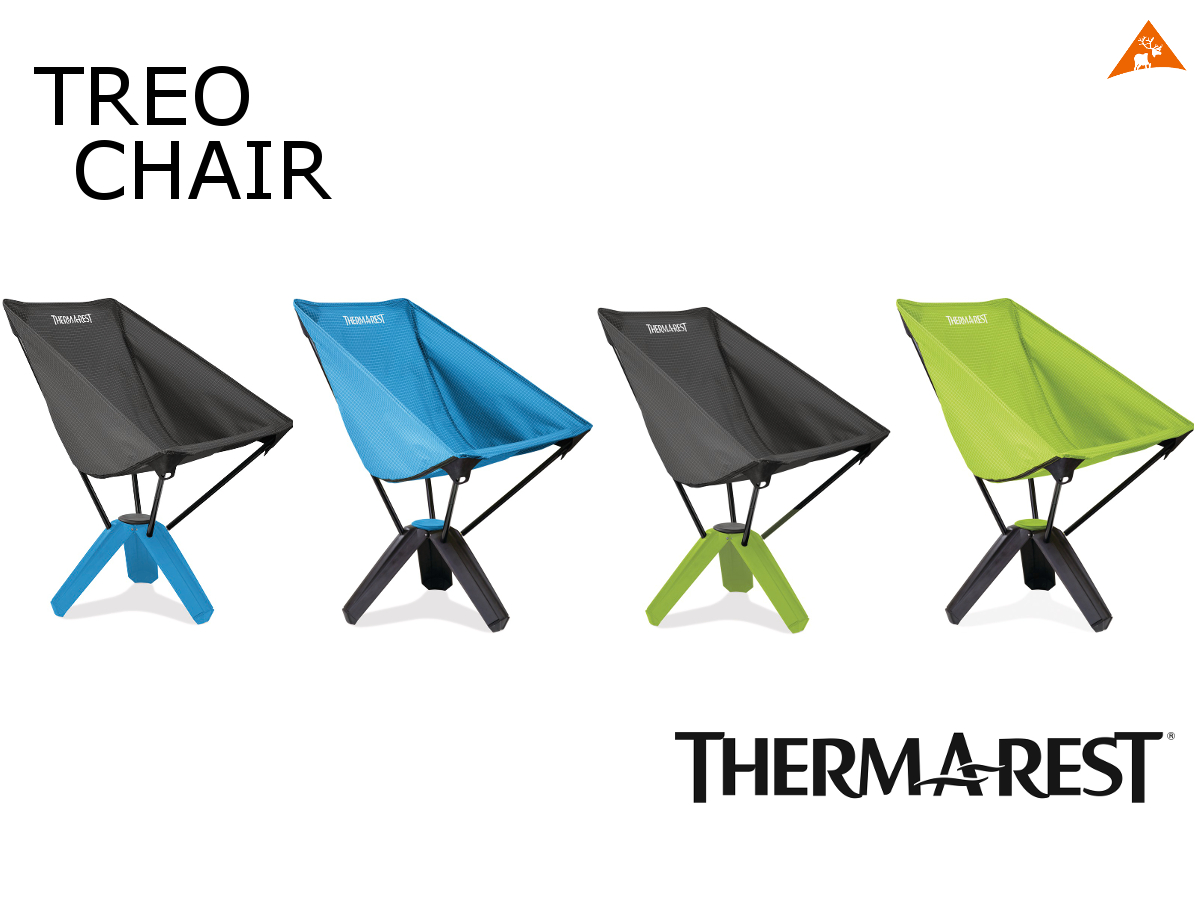 Chaise pliante Treo Chair de Thermarest