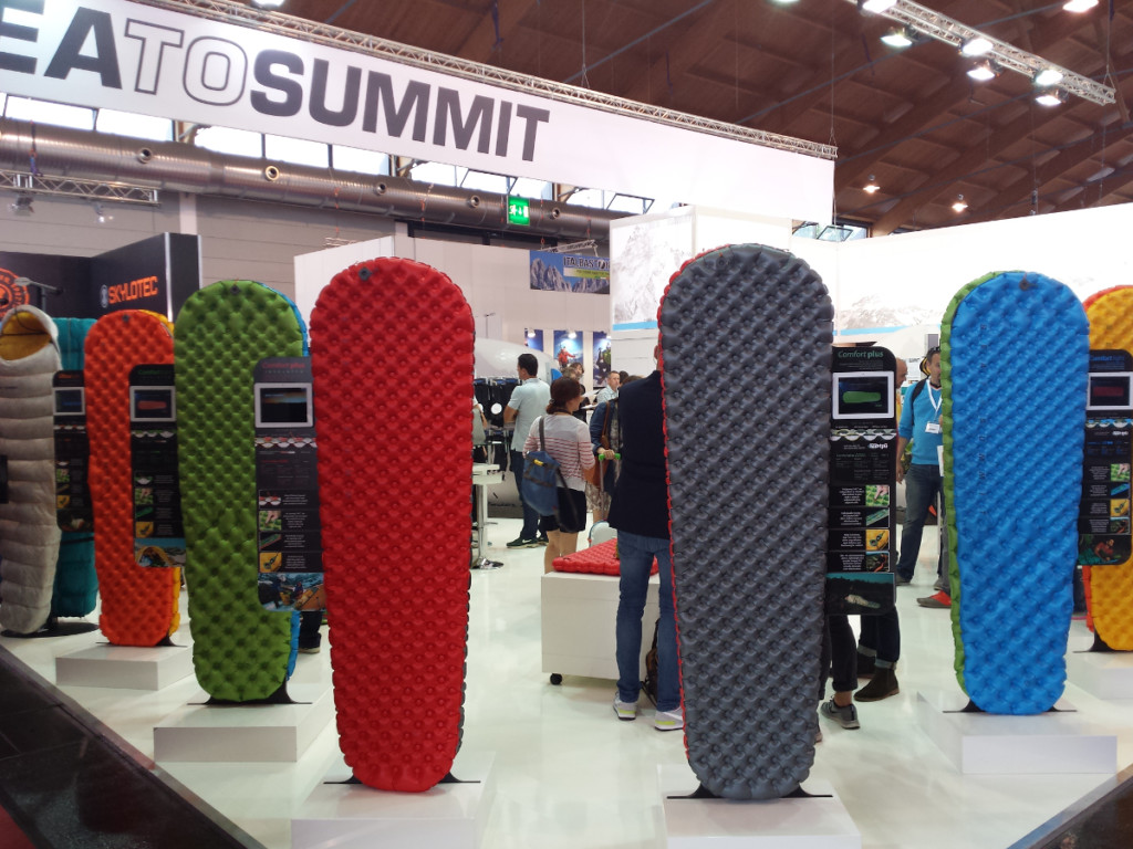 Matelas gonflables Sea to Summit
