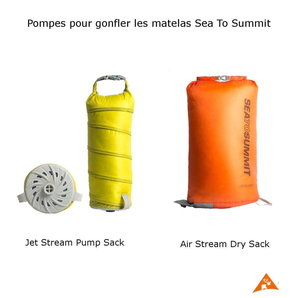 Sacs pompes Sea to Summit