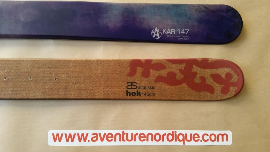 Comparatif KAR 147 et HOK 145