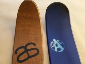 Comparatif Skis Altai et OAC