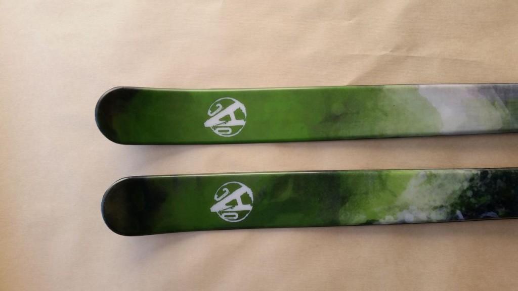 Ski OAC XCD 160