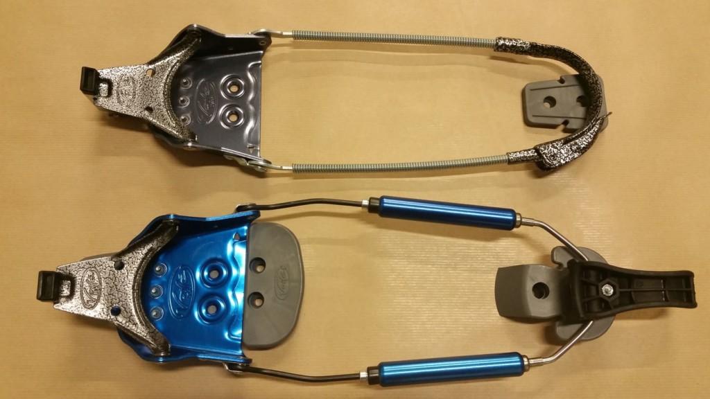 Comparatif Fixation Voile 3-Pin et Hardwire
