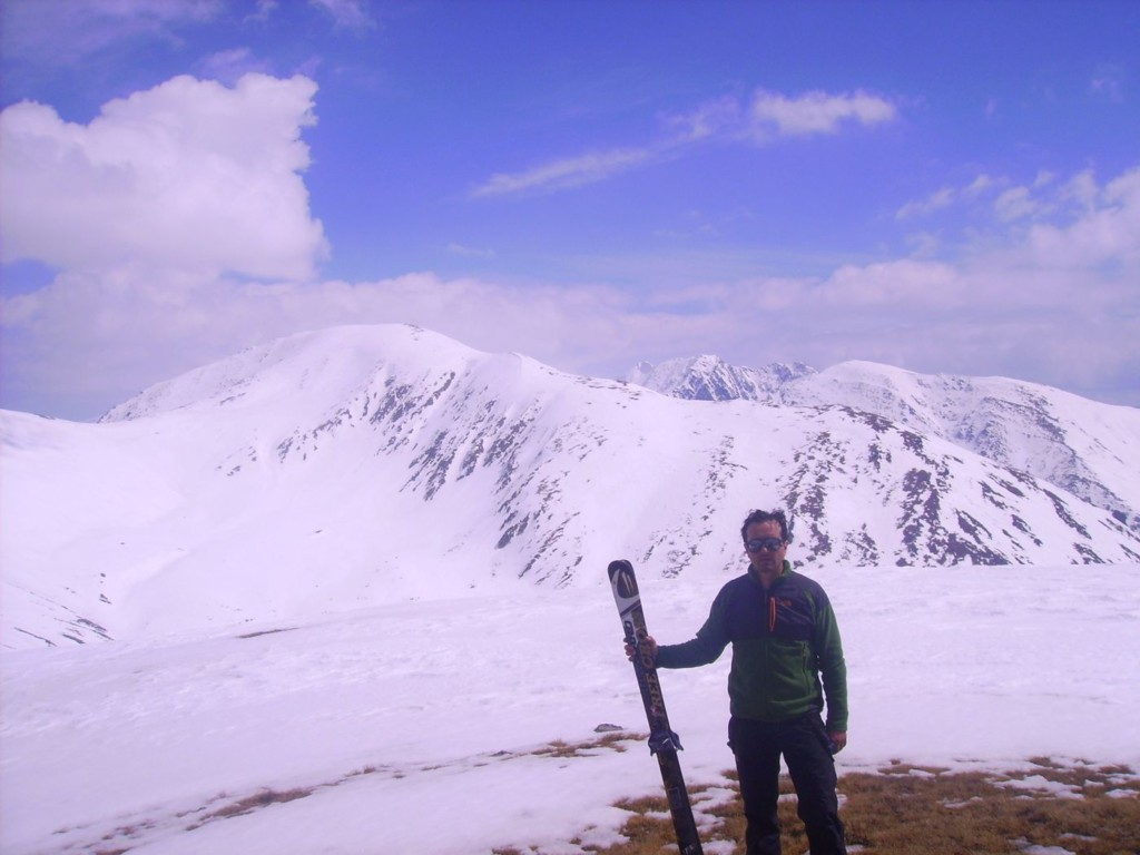 Ski de randonnée nordique Făgăraș
