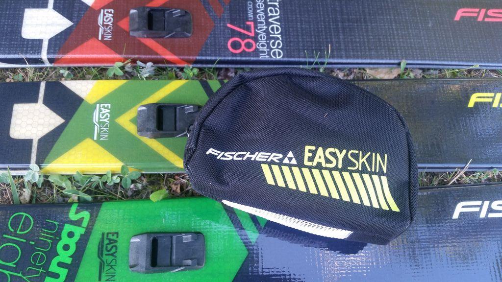 Demi-peaux de phoque compatibles avec le système Easy Skin