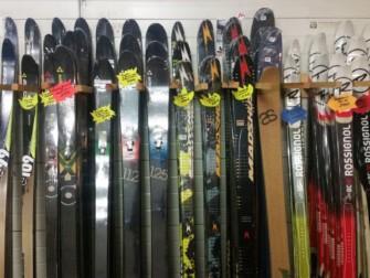 Skis de Randonnée Nordique 2015-2016