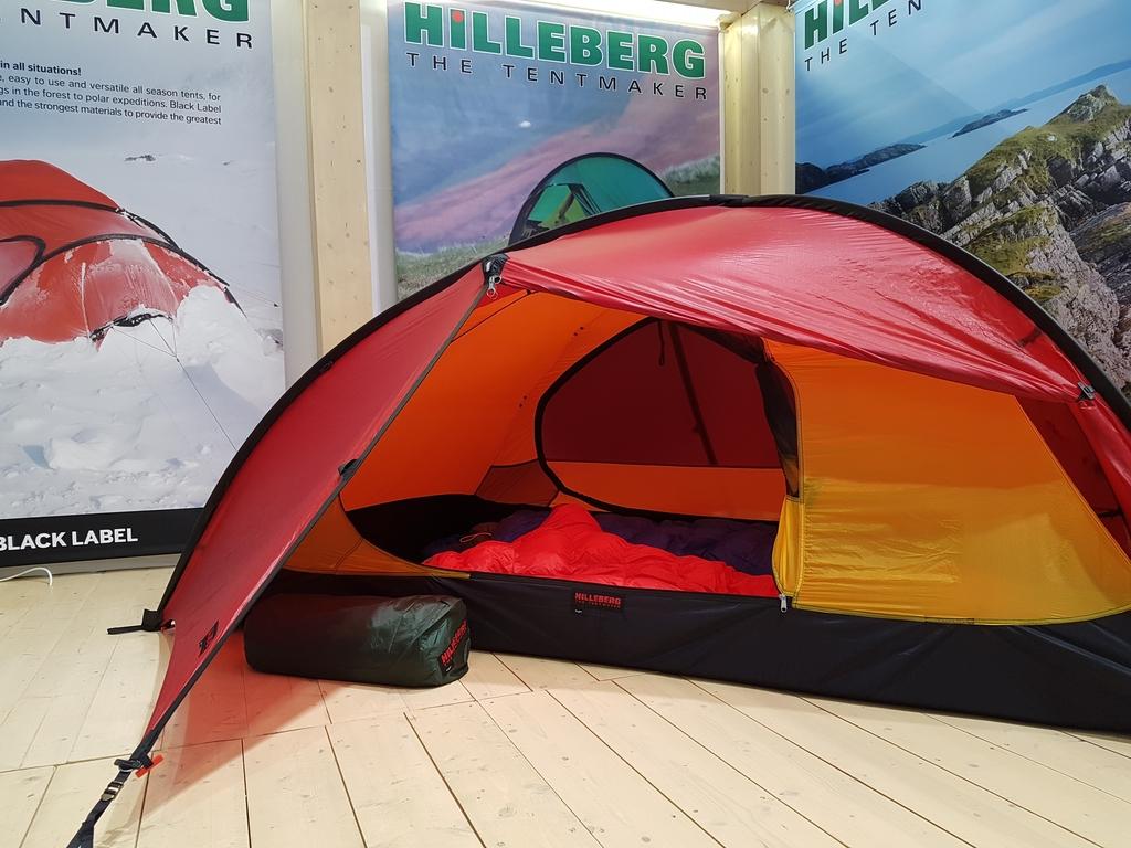 Tente Hilleberg Rogen