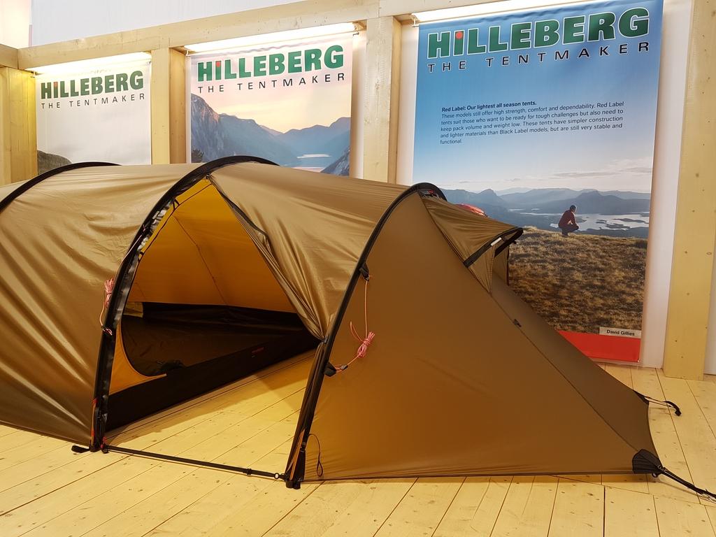 Tente Hilleberg Kaitum 4 GT