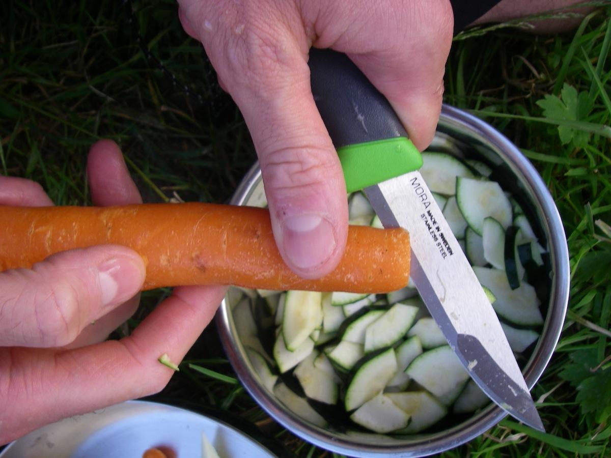 Couteau polyvalents pour activités outdoor