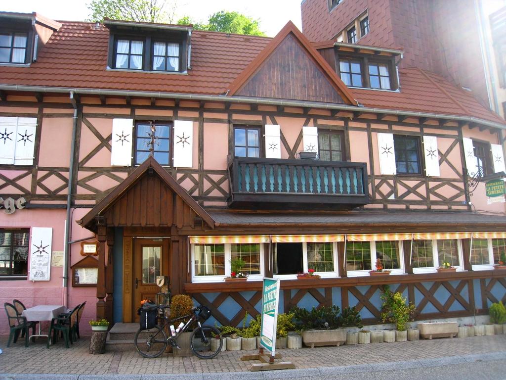 L'Auberge de la bête des Vosges !