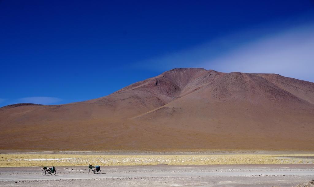 Piste en Bolivie