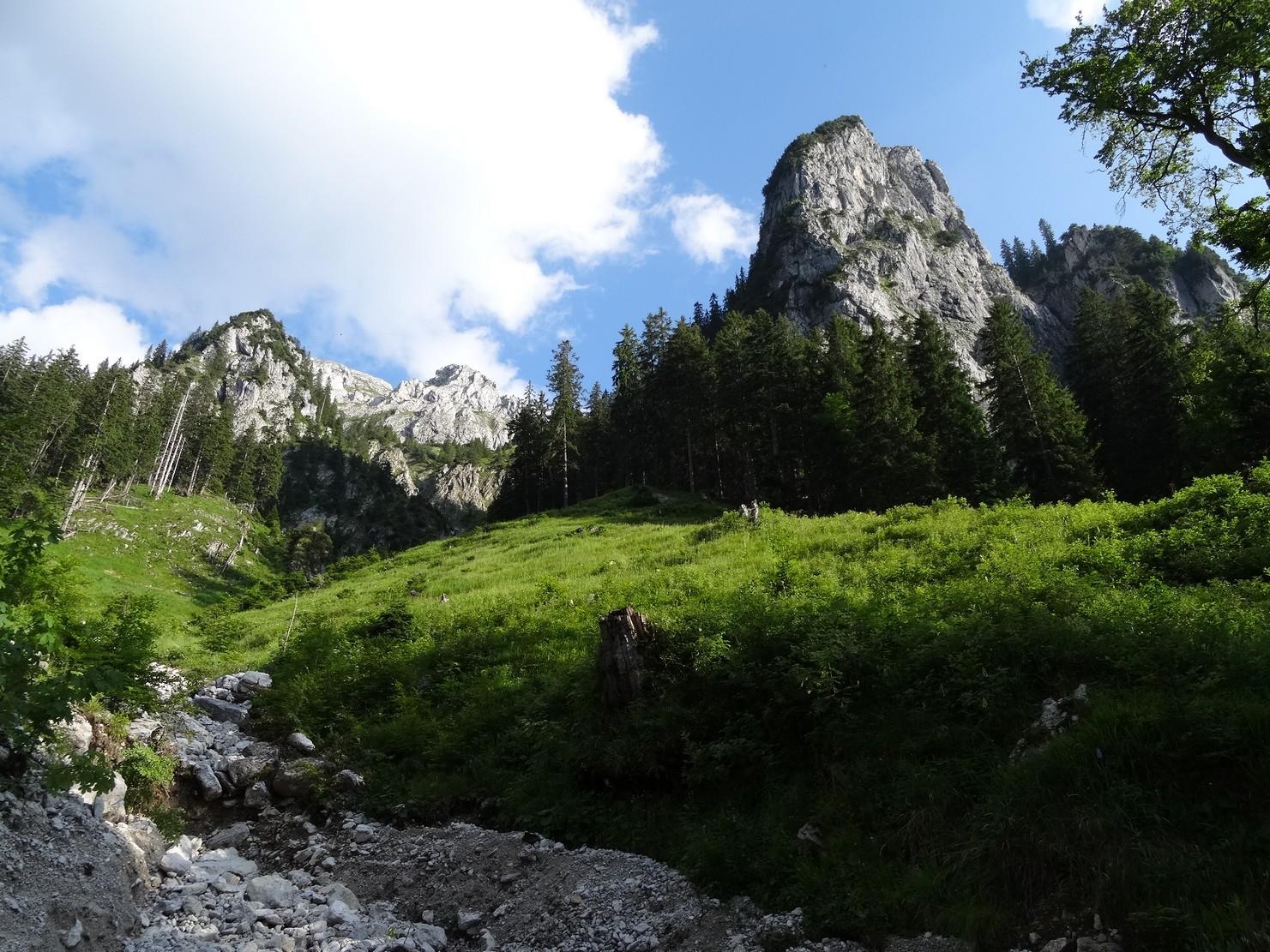 Quelque part au dessus du Neuschwanstein (2)