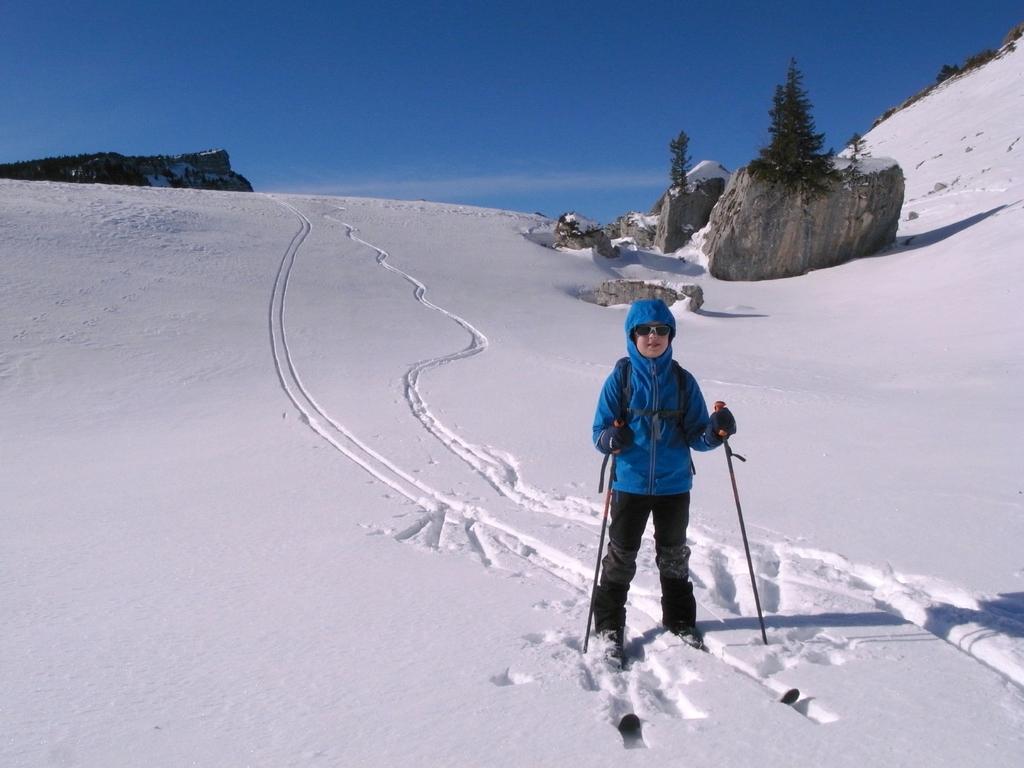 [Enfant] Virages en Ski de Randonnée Nordique - Chartreuse