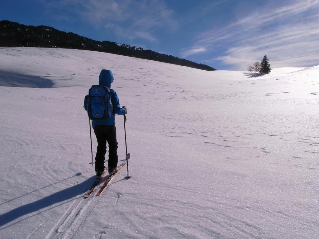Ski de Randonnée Nordique en Chartreuse