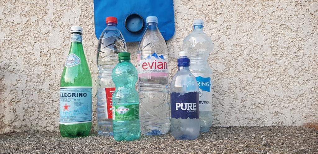 Gourdes et bouteilles compatibles