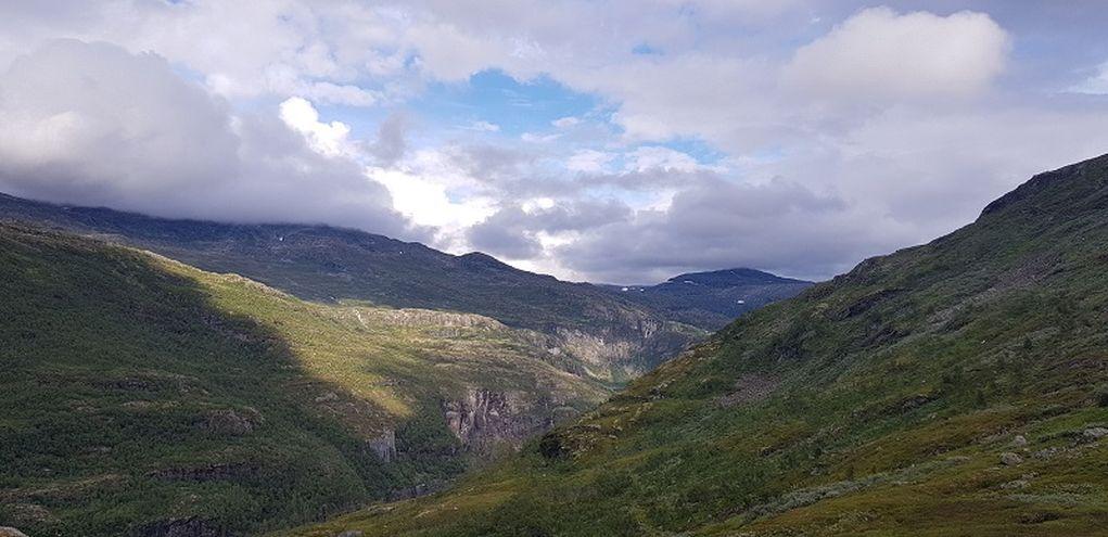 La vallée des dinosaures de Upsete.