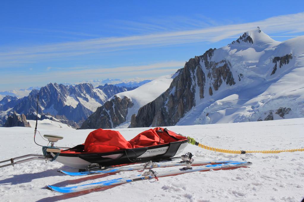 Col du Dôme - Mont Blanc