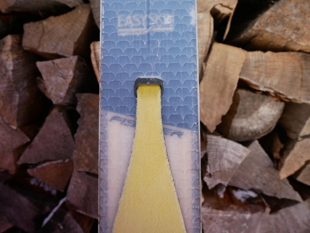 Peaux autocollantes Easy Skin pour skis Fischer