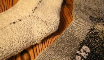Chaussettes Teko en laine merino