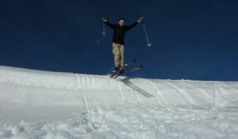 Le ski de randonnée nordique, c'est fantastique !