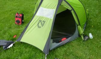 Tente Morpho 2P