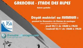 Salon du ski de randonnée 2012 - Grenoble