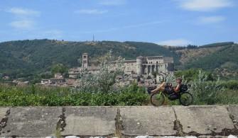 Cyclo-randonnée sur la Viarhôna