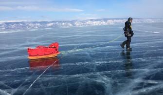 Traversée du lac Baikal