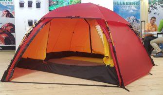 Nouvelle tente Hilleberg 2019 : Allak 3